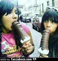 gelato al pene