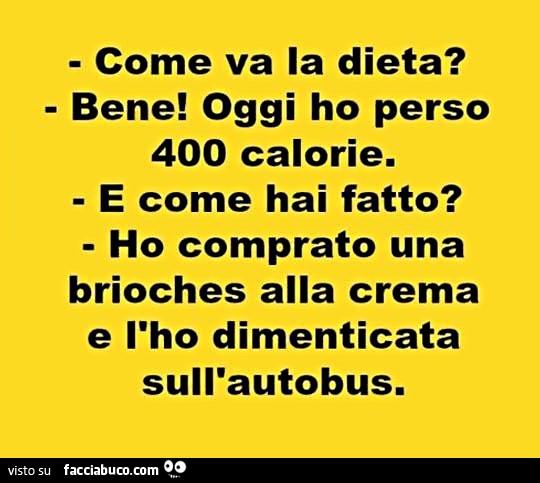 400 diete caloriche