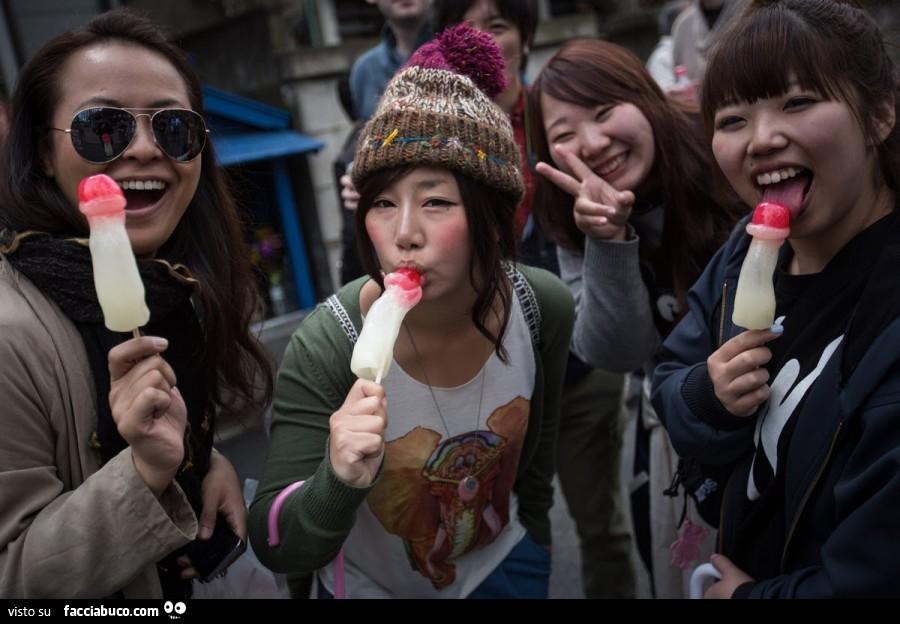 pene in gelato)